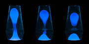 Trippy Photos - Blue Evolution by Semmick Photo