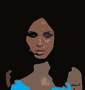 Kate Farrant - Blue Eyed Beauty