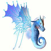 Corey Ford - Blue Faerie Dragon