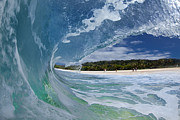 Under The Ocean  Photos - Blue Foam by Sean Davey