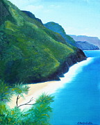 Kristine Mueller Griffith - Blue Hawaii