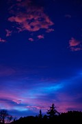 Sunset Greeting Cards Posters - Blue Heaven  Poster by Kevin Bone
