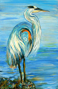 Ellen Anthony - Blue Heron