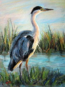 Jieming Wang - Blue heron