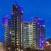 Pete Reynolds - Blue Hour At The Lloyds...