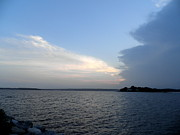 Kate Gallagher - Blue Hour On Narragansett Bay