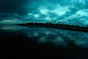 Photograph Art - Blue Island by Serge Seymour