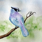 Lyn DeLano - Blue Jay
