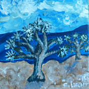 Carolina Liechtenstein - Blue Joshua Tree I