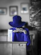 Brenda Giasson - Blue Lady