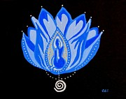Carolyn Cable - Blue Lotus