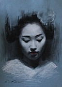 Phil Couture - Blue Maiko