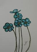 Marcia Weller-Wenbert - Blue