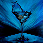 Matthew Young - Blue Martini