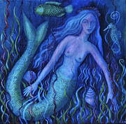 Alice Mason - Blue Mermaid