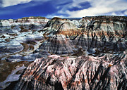 Bob Johnston - Blue Mesa - Painted...