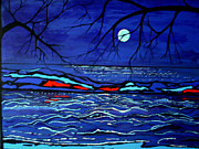 Kathleen Originals - Blue Moon by Kathleen Peltomaa Lewis
