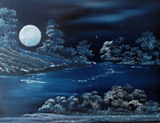 Cynthia Adams - Blue Moon Shadow