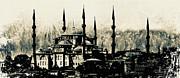 Ginette Fine Art LLC Ginette Callaway - Blue Mosque Istanbul Turkey