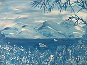 Judy Via-Wolff - Blue Mountains