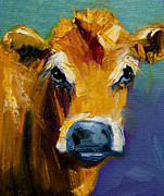 Diane Whitehead - Blue Nose Cow