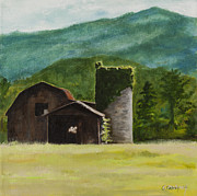 Carla Dabney - Blue Ridge Barn