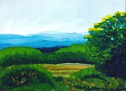 Catherine Jeffrey - Blue Ridge Overlook