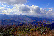 Saluda Photos - Blue Ridge Parkway I by Jeff McJunkin