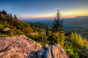 Doug McPherson - Blue Ridge Sunset