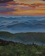 Bill Dunkley - Blue Ridge Vista