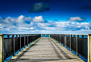 Anthony Morganti - Blue Sky Pier
