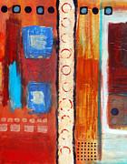 Karyn Robinson - Blue Squares