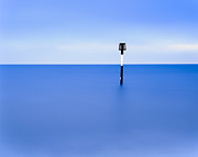 Calm Waters Originals - Blue by Vinicios De Moura