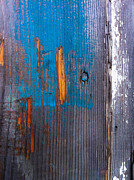 Bristol Photo Originals - Blue Wood by Inge Lindholm