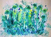 Veronica Rickard - Bluebell Wood