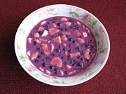 Ausra Paulauskaite - Blueberry and Banana Soup