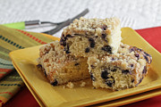 Sarah Christian - Blueberry Coffeecake