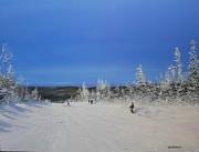 Ken Ahlering - Bluebird Ski Day