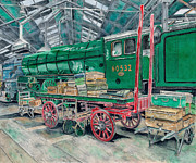 Gary Roderer - BluePeter London Railroad