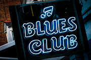 Kathleen K Parker - Blues Club on Bourbon Street NOLA