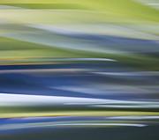Blurscape Print by Dayne Reast