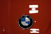 Transportation Art - BMW Emblem - 5D20322 by Wingsdomain Art and Photography