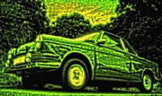 Photo Images Mixed Media - Bmw by Gabi Siebenhuehner