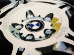 Bmw Ltw Wheel Print by Indaguis Montoto