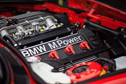 German Photos - BMW M Power by Mike Reid