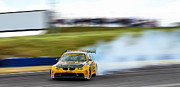 Jdm Prints - BMW M3 Drift Print by Martin Slotta