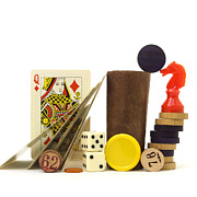 Bernard Jaubert - Board game