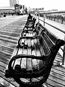 Shannon  Prutzman  - Boardwalk Benches