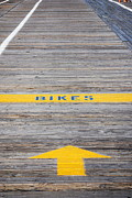 Mary Beth Landis - Boardwalk Biking