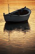 Svetlana Sewell - Boat at Sunset
